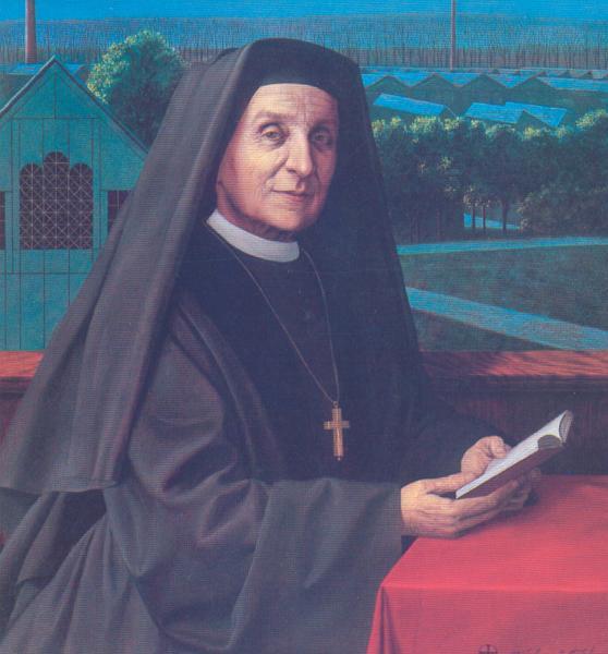 Leonie Franziska Salesia Aviat