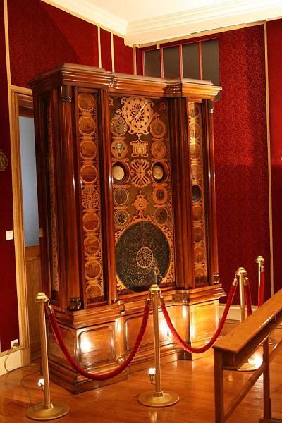 Astronomische Uhr Brissons