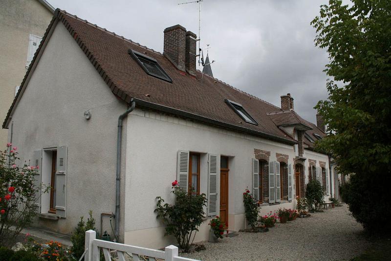 Brissons Haus in Plancy