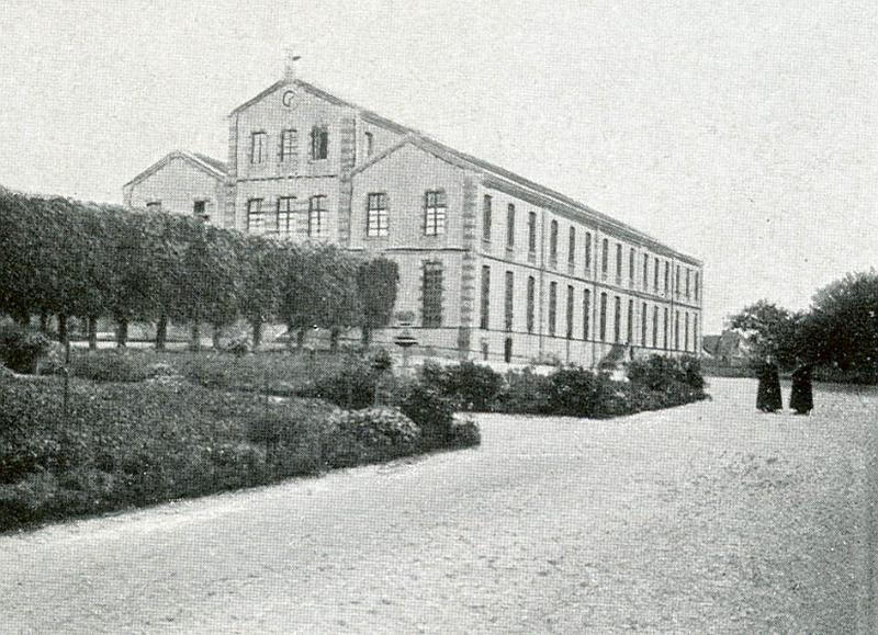 College St. Bernard