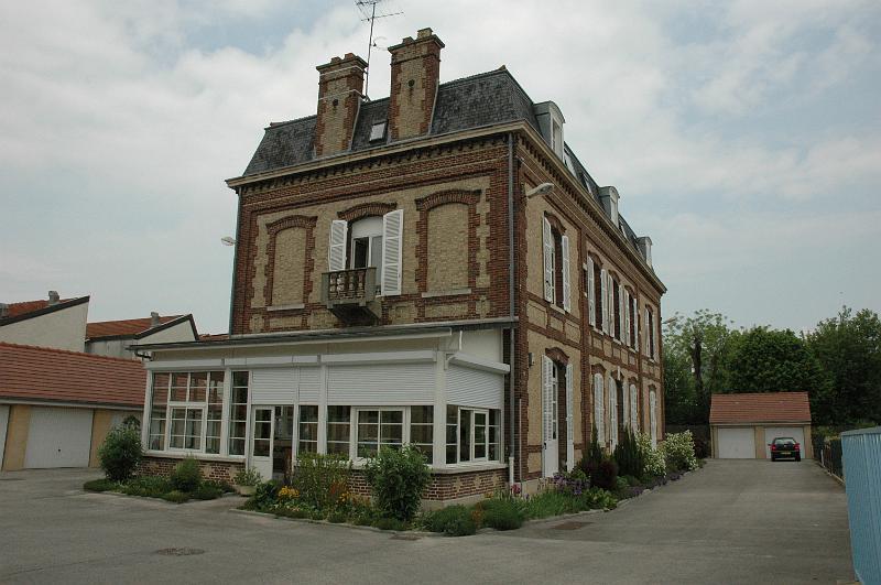 Waisenhaus Boursetty