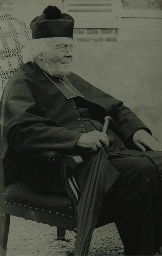 Brisson kurz vor seinem Tod