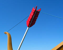 flickr:bow and arrow